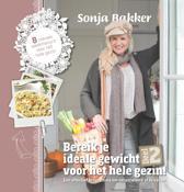 Boek cover Bereik je ideale gewicht voor het hele gezin deel 2 van Sonja Bakker (Paperback)