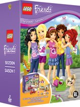 LEGO Friends - Friends Are Forever & Friends Together Again + LEGO Goody