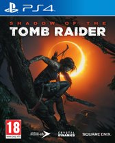 Cover van de game Shadow of the Tomb Raider - PS4