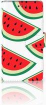 Samsung Galaxy J5 2016 Uniek Boekhoesje Watermelons
