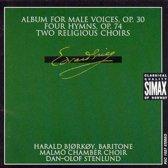 Album For Male Voices, Op.30/Four H