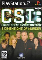 Csi: Crime Scene Investigation: Dimensions Of Murder