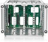 HP ML350e Gen8 v2 8SFF Hot Plug HDD Cage
