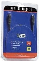 Sweex FireWire B Cable 9P/9P 4.5M