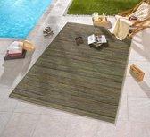 Vloerkleed - In&outdoor - Bougari Lotus - Groen -  160x230cm geweven