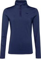 Protest Fabrizoy - Wintersportpully - Dames - Blauw - Maat M