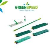 Greenspeed Sprenkler dweilset. Dweilen - Stofwissen - Schrobben