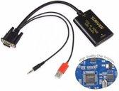 VGA naar HDMI converter 1080P - VGA to HDMI converter