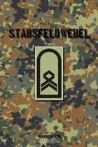 Stabsfeldwebel: Vokalbelheft / Heft f�r Vokabeln - 15,24 x 22,86 cm (ca. DIN A5) - 120 Seiten