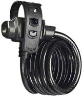 Trelock SK 222 - Kabelslot - 180 cm - Zwart