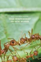 Social Entrepreneurship and Social Inclusion