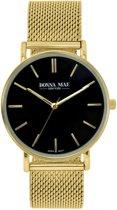 Lucardi - Donna Mae - Donna Mae mesh horloge DM15288-236