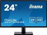 Iiyama ProLite X2474HS-B2 - Full HD VA Monitor