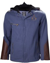 Assassins Creed Unity - Jacket With Hood Blue - L