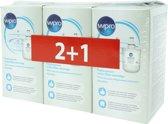 koelkast waterfilter intern 2+1