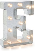 Marquee Vintage 3-d Letterlamp E
