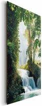 REINDERS Waterval - Schilderij - 60x90cm