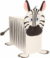 Zebra zelf maken knutselpakket / Sinterklaas surprise