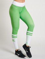 Legging Cheerleader - Green - L