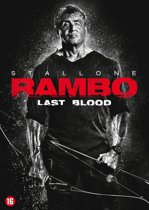 DVD cover van Rambo: Last Blood