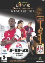 FIFA 2005 & Starter Kit & 3 Maanden Gratis Online