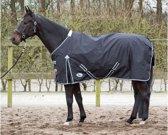 Thor deken 0 grams met fleece lining zwart 205 cm