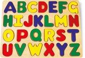 Houten puzzel Alfabet ABC