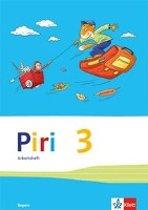 Piri Das Sprach-Lese-Buch. Arbeitsheft in Vereinfachter Ausgangsschrift 3. Schuljahr. Ausgabe für Bayern