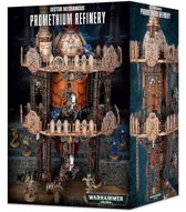 Warhammer 40,000 Terrain: Sector Mechanicus - Promethium Refinery