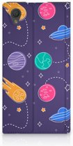 Sony Xperia L1 Uniek Standcase Hoesje Space