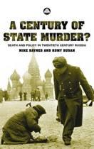 A Century of State Murder?