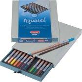 Bruynzeel Design | Aquarel (12 aquarelpotloden, incl. penseel)