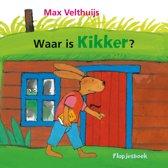 Boek cover Kikker - Waar is Kikker? van Max Velthuijs (Onbekend)