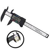 Digitale schuifmaat | Elektrische schuifmaat | Precieze schuifmaat | 155 mm