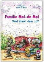 Hoera, ik kan lezen! - Familie Mol-de Mol