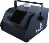 Rookmachine - zeepbellenmachine combi 2 in 1 + 1L rook- en 1L zeepbellenvloeistof GRATIS