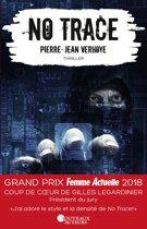 No Trace - Coup de coeur Gilles Legardinier - Prix Femme Actuelle 2018