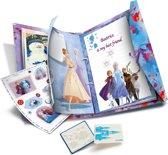 Clementoni - Dagboek Disney Frozen 2 - Kleurboek
