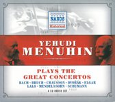 Menuhin:Plays The Great Concer