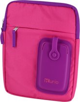 Kurio Schoudertas voor Kurio Tablets - Roze/Paars