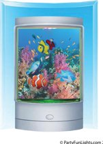Lamp aquarium 3 LED 25 cm