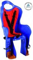 Htp elibas - Fietsstoeltje Achter - cs203p blauw