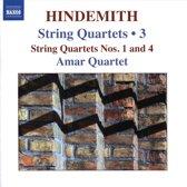 String Quartets, Vol. 3