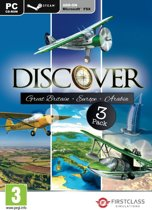 Discover Series (Discover Great Britain & Europe & Arabia) (Steam Edition) (FS X Add-On) - Windows