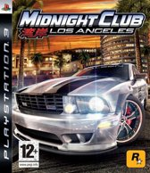 Game, PS3, Midnight Club, Los Angeles (Essentials)