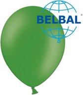 Ballonnen Leaf Green B95 30 cm 50 stuks