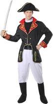 Middeleeuwse & Renaissance Strijders Kostuum | Napoleon Van Elba | Man | Large | Carnaval kostuum | Verkleedkleding