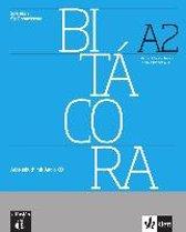 Bitácora. Cuaderno de ejercicios + Audio-CD (A2)