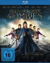 Pride and Prejudice and Zombies (2016) (blu-ray)