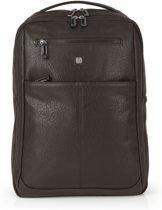 Gabol Report - Laptop Backpack 15,6 inch - donkerbruin